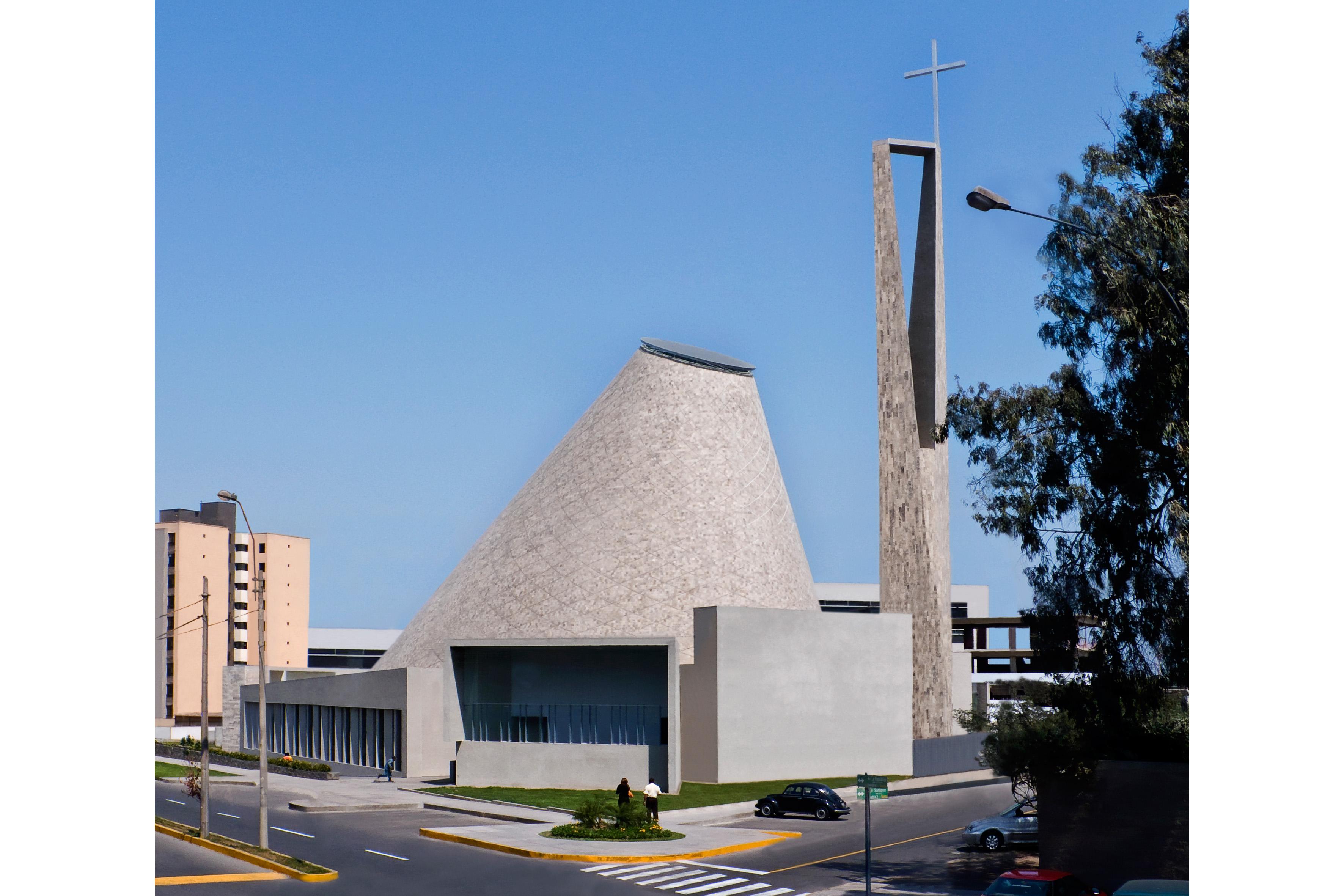 Proyecto Iglesia Del Sagrado Corazón De Jesús 2007